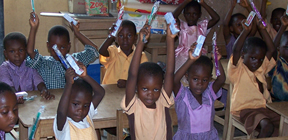 early childhood development volunteer ghana