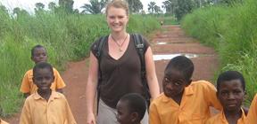 tutor and teach in ghana